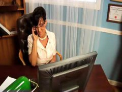 Nuvid Movie:Lisa Ann fucked hard for playi...