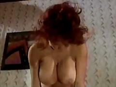 Redhead milf in retro fuck with a big cock