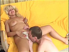 russian blonde mom - Xhamster
