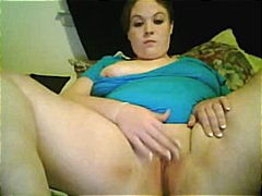 slut, amateur, spreads, pussy, bbw, on