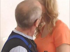 blowjob, old, old young, girl, anal, young,