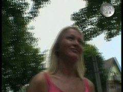 PornerBros - Amateur blonde toying ...