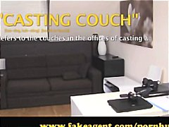 facial, teen, casting couch, couch