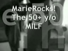 MarieRocks 50 Plus MIL... video