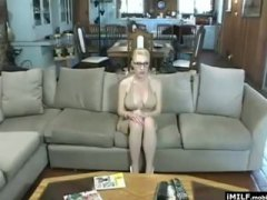 mature, big tits, blowjob, mother, gives