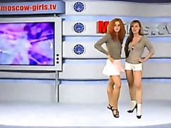 Thumb: Russian Moskow girl TV...