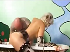 Alpha Porno Movie:Playtime with a young girl in ...