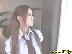Sweet asian teen schoo... video