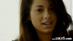 HardSexTube Movie:Trying to reach orgasms with n...