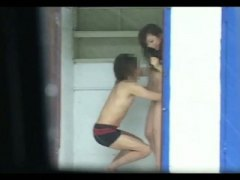 Japanese Couple Caught... video