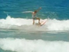 Surfer Blue - Gay surf... video