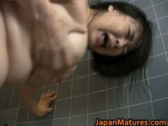 Busty Japanese mature ... from Tube8