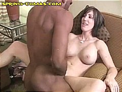 Sex therapy turns into some hot sex with a black cock for wife