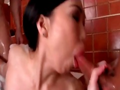guy, wet, facefuck, blowjob, threesome,