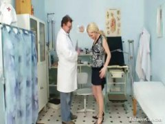 fetish, uniform, home made, rose, amateur, medical, real, rectal exam, toys, gyno exam, blond, gyno, check, blonde