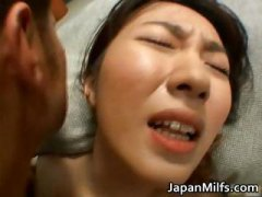 Asian babe milf fuck a... video