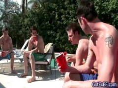 DrTuber - Amazing gay foursome b...