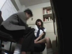 Nuvid Movie:Schoolgirl caught fare dodging...