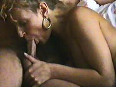 blowjob, big, cock, blonde, big cock