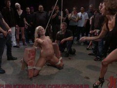 bondage, gangbang, orgasm, party, ass-fucking, publicdisgrace.com, domination, kinky, public, double-penetration, fetish, outdoor, street, orgy, anal, rough sex