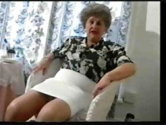 Teasing Old Granny In ... video