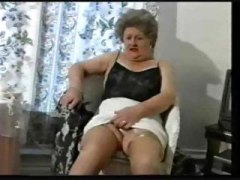 Nuvid - Teasing Old Granny In ...
