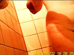 hidden cams, voyeur, shower