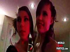 Nuvid Movie:Christmas Party With Drunk Girls