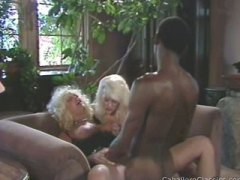 group, sucking, blowjob, blond, blonde