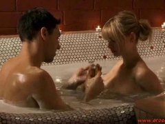 Erotic bath and sensua... video