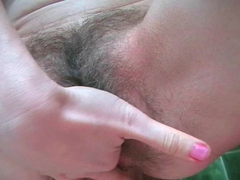 Wife Plays With Her Ju...