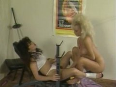 Keez Movies Movie:Frankie Leigh and Stephanie Rage