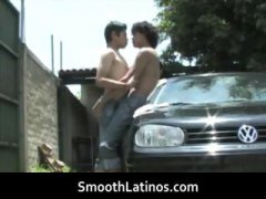 Hot gay Latinos having gay... - 05:17