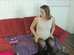 Thumb: Pregnant and craving c...