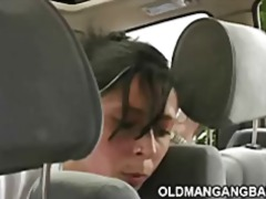Gangbang pit stop video