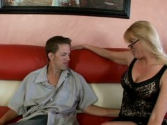 This Milf Truely Loves... video