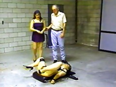 vintage, whipping, femdom, pussy, bdsm