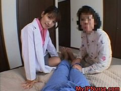 Thumb: Ann Nanba Asian nurse ...