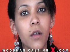 talk, cute, amateur, woodman casting
