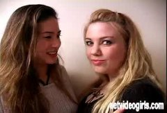 homemade, pov, claire, amateur, naughty, netvideogirls, lesbian, sam, audition, threesome