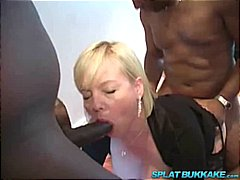 group, amateur, cocks, blonde, anal, black,