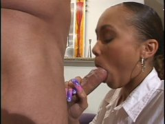 Diamond - Hot Black Teen
