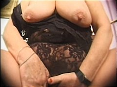 Xhamster Movie:BBW granny pleases herself wit...