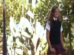 Keez Movies Movie:Carmen McCarthy in sexy school...