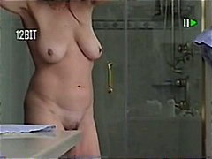 Tube8 - wife showering 2
