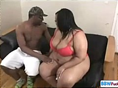 Big black BBW and skin...