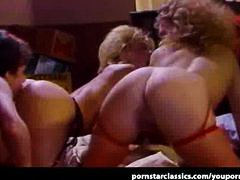 nina hartley,  threesome, hartley