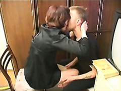 Russian Mom and boy 2  preview