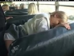 Tube8 Movie:Blonde School Babe