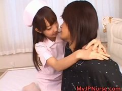 Amazing asian hot nurs... preview